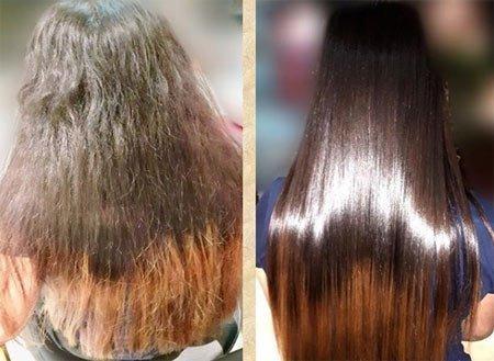 yanmış saça kuaförler hangi i̇şlemi uygular 1