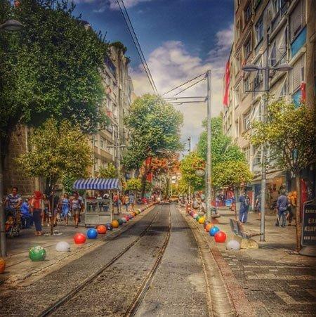 Kadıköy bahariye caddesi