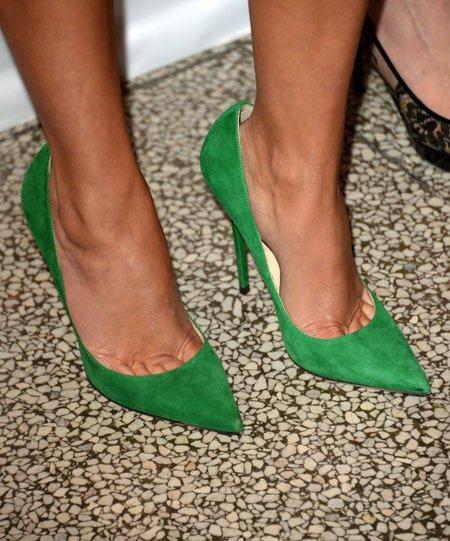 saks mavisi abiye altına ayakkabı nasıl seçilir? 3