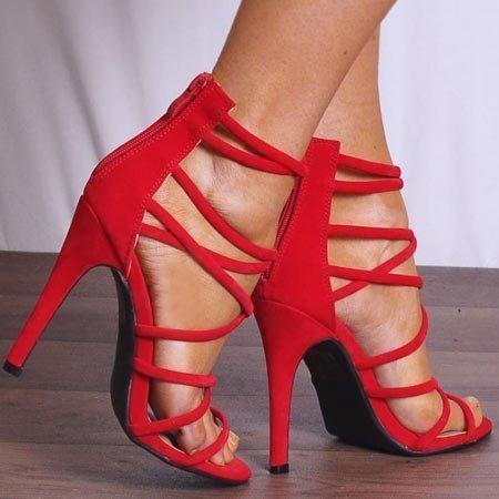 saks mavisi abiye altına ayakkabı nasıl seçilir? 7