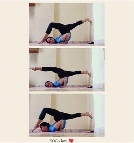 yoga yaparken yapılan 4 büyük hata! 1