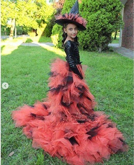 kız çocukları için abiye kostümler 6