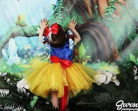 kız çocukları için abiye kostümler 3