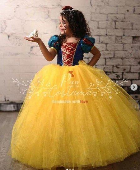 kız çocukları için abiye kostümler 5