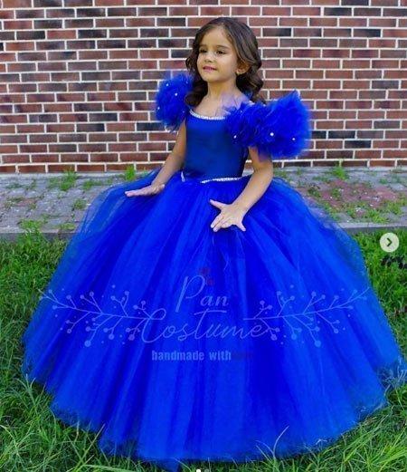 kız çocukları için abiye kostümler 8