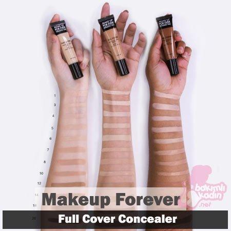 makeup forever - full cover concealer 1
