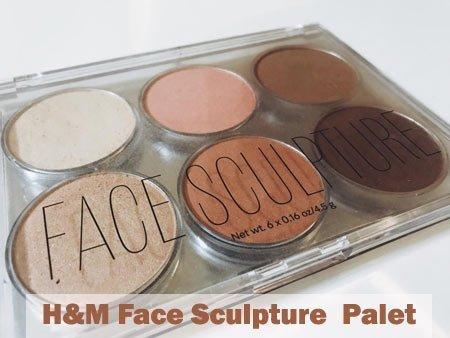 h&m face sculpture palet kullanıcı yorumları 1