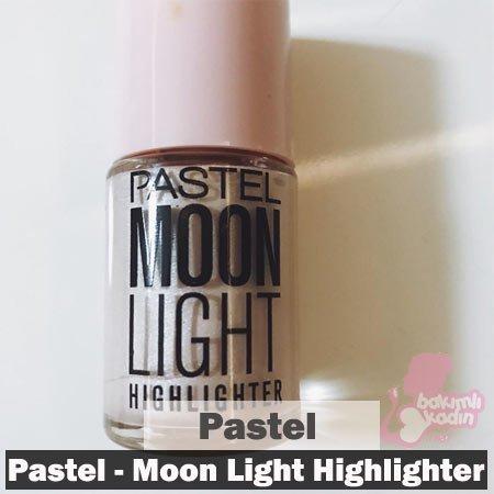 pastel - moon light highlighter - aydınlatıcı kullanıcı yorumları 13