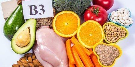 vitamin b3 nedir? hangi besinlerde bulunur? 1