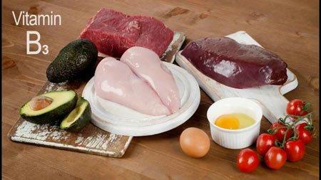 vitamin b3 nedir? hangi besinlerde bulunur? 2