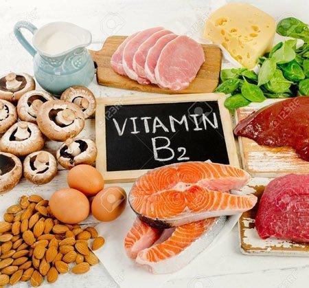 vitamin b2 riboflavin hangi besinlerde bulunur? eksikliği sonuçları 2