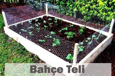 Bahçe Teli