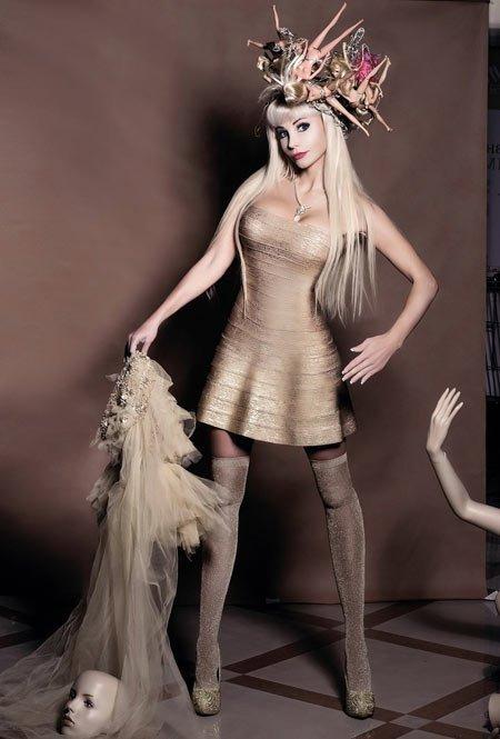 mercedes benz rusya moda haftası i̇lginç defileler ile başladı 2