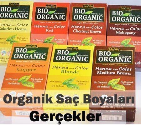 organik ve doğal saç boyası hakkındaki gerçekler 14
