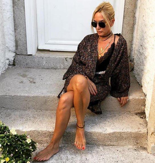 Saba Tümer Saç Rengi ve Modelleri - Bakımlı Kadın
