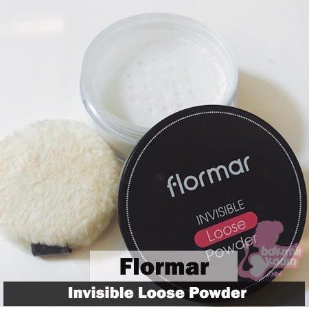 flormar - invisible loose powder kullanıcı yorumları 14