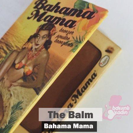 the balm - bahama mama kullanıcı yorumları 1