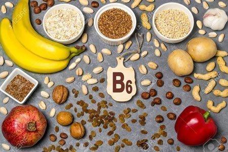vitamin b6 - pridoksin - pridoksal – pridoksamin hangi besinlerde bulunur? 1