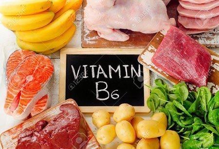vitamin b6 - pridoksin - pridoksal – pridoksamin hangi besinlerde bulunur? 17