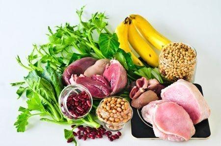vitamin b6 - pridoksin - pridoksal – pridoksamin hangi besinlerde bulunur? 3