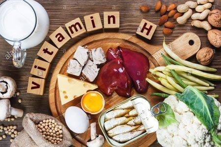 h vitamini / biyotin