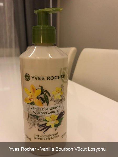 yves rocher - vanilla bourbon vücut losyonu kullanıcı yorumları 1