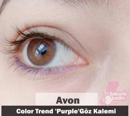 Avon  'Purple'Göz Kalemi