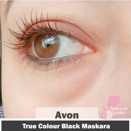 avon true colour black maskara kullanıcı yorumları 1