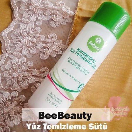 BeeBeauty Yüz Temizleme Sütü