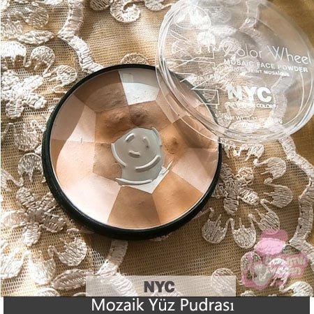 NYC Mozaik Yüz Pudrası