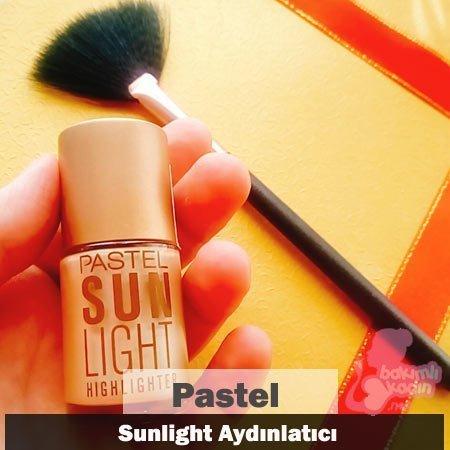Pastel Sunlight Aydınlatıcı