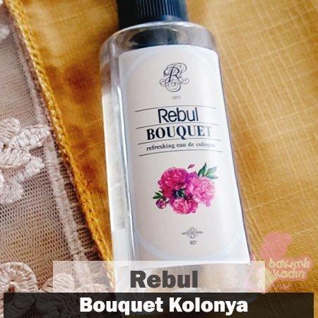 Rebul Bouquet Kolonya