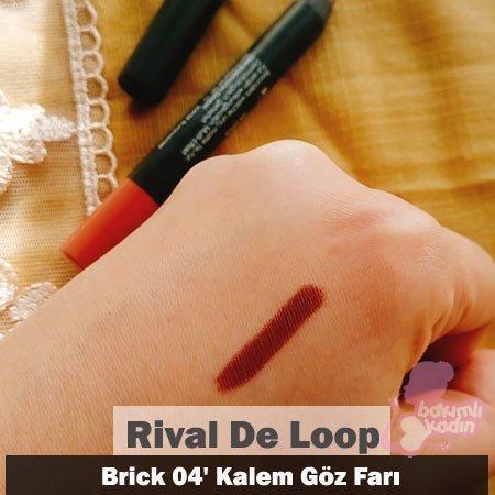 rıval de loop brick 04 kalem göz farı 1