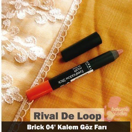 Rival De Loop' Brick 04' Kalem Göz Farı