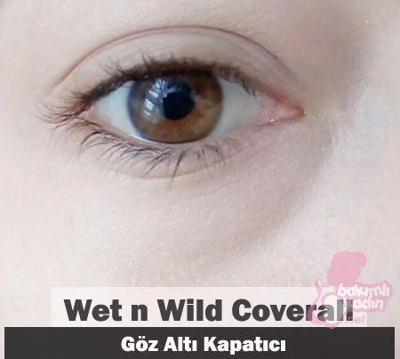 wet n wild coverall göz altı kapatıcı 2