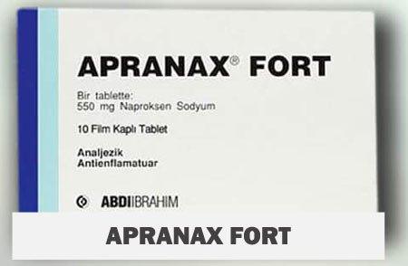 Apranax Forte nedir?