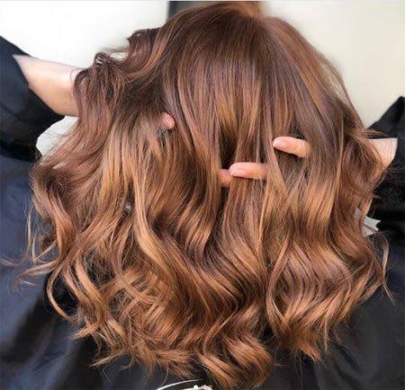 ballı karamel saç rengi/ altın karamel hakkına her şey 3