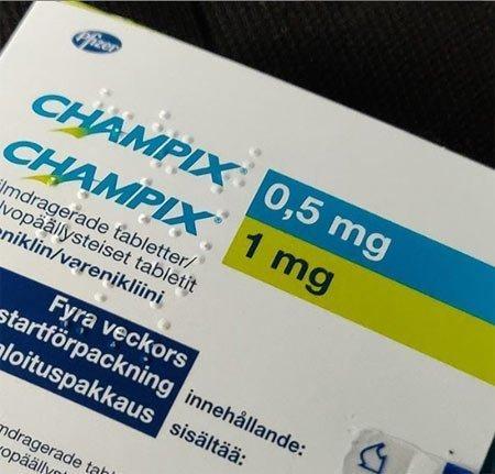 Champix Sigarayı bırakmak için en etkin ilaçlardan olduğu söylenmekte
