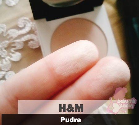 H&M Pudra