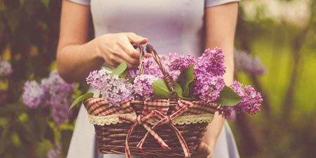 kadınlar neden çiçek sever 4