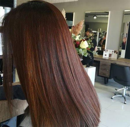 kestane saç rengi