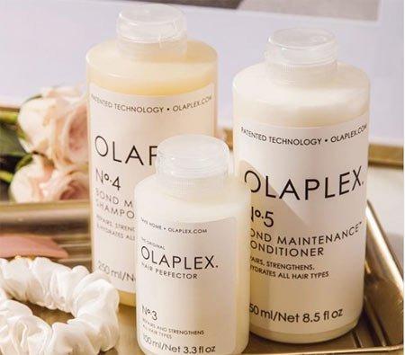 Olaplex saç Açmak için Bakım seti