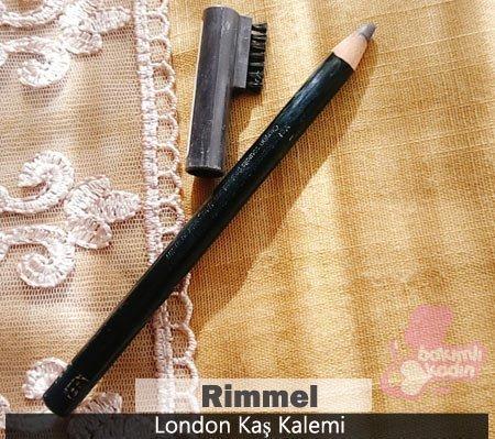 rimmel london kaş kalemi