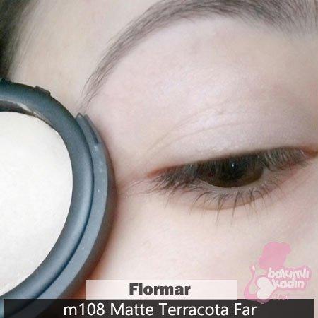 m108 Matte Terracota Far