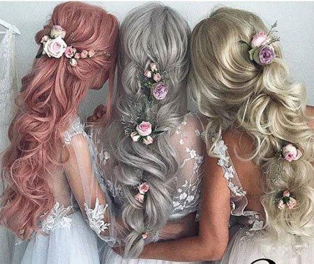 2020 Saç Renkleri