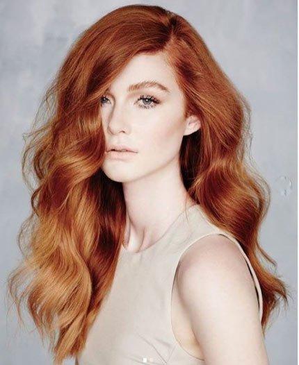 kızıl saç boyaları