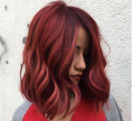 kızıl saç rengi boyaları ve kızıl saç tonları 3