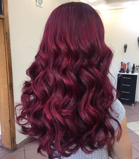 kızıl saç rengi boyaları ve kızıl saç tonları 6