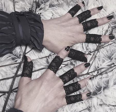 dantel eldiven modelleri 1