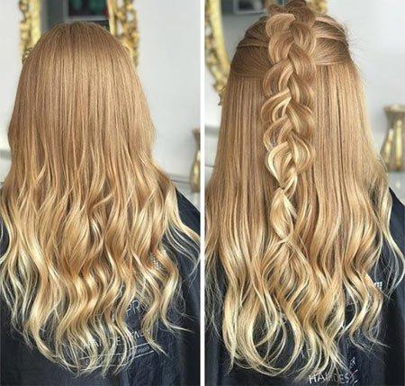 Sarı Saç Renkleri